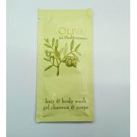 Oliva del Mediterraneo tasakos sampon és tusfürdő  10 ml